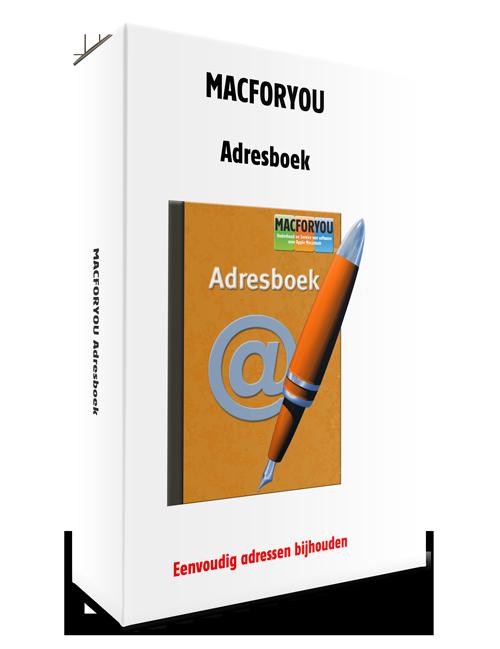 Adresboek-box