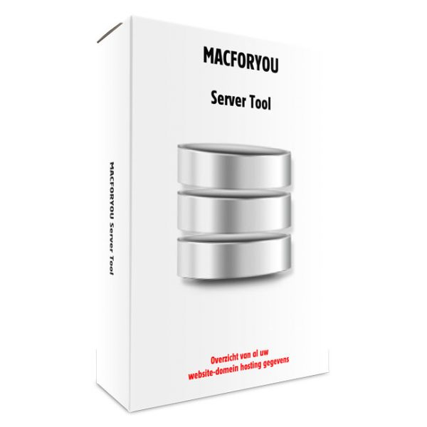 Macforyou Server Tool