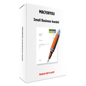 Macforyou Small Business bundel